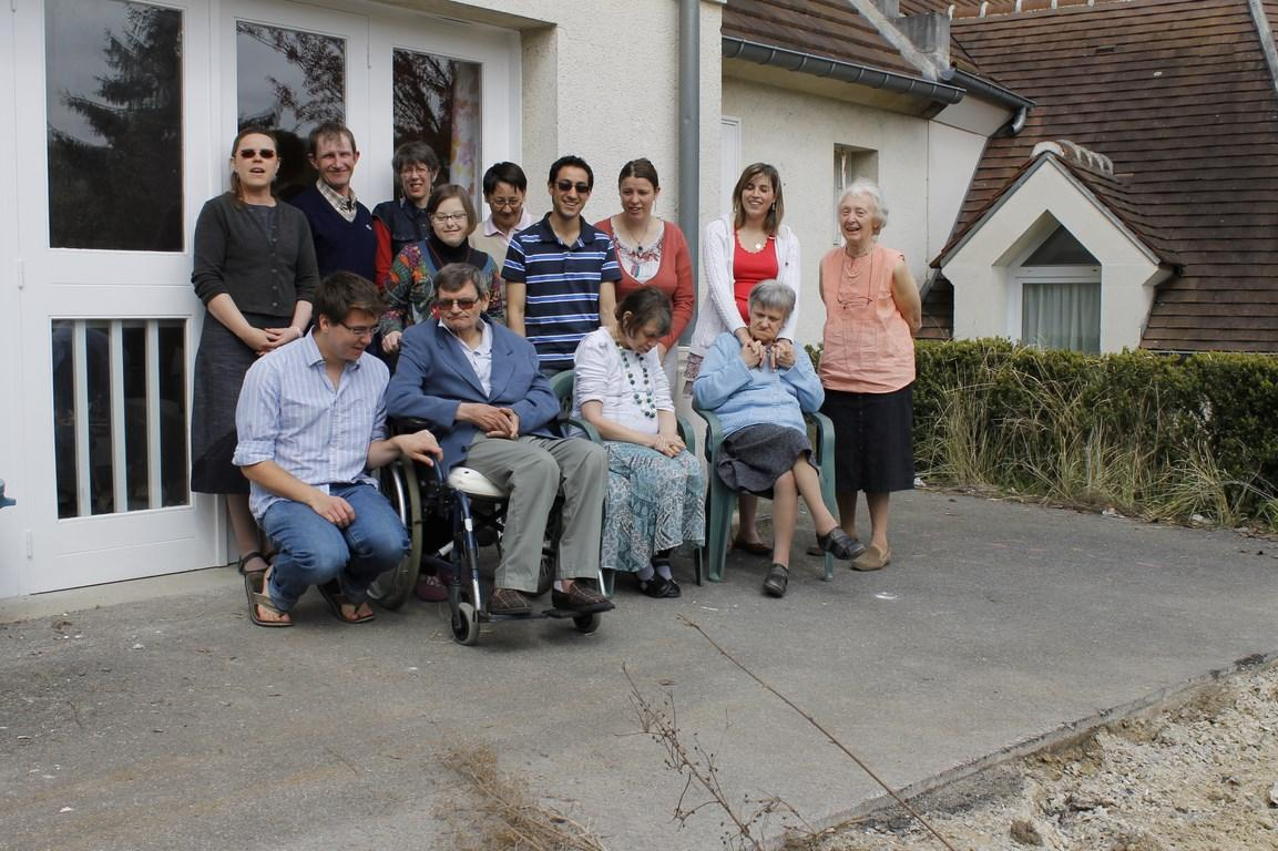 Foyer à Pâques 2012